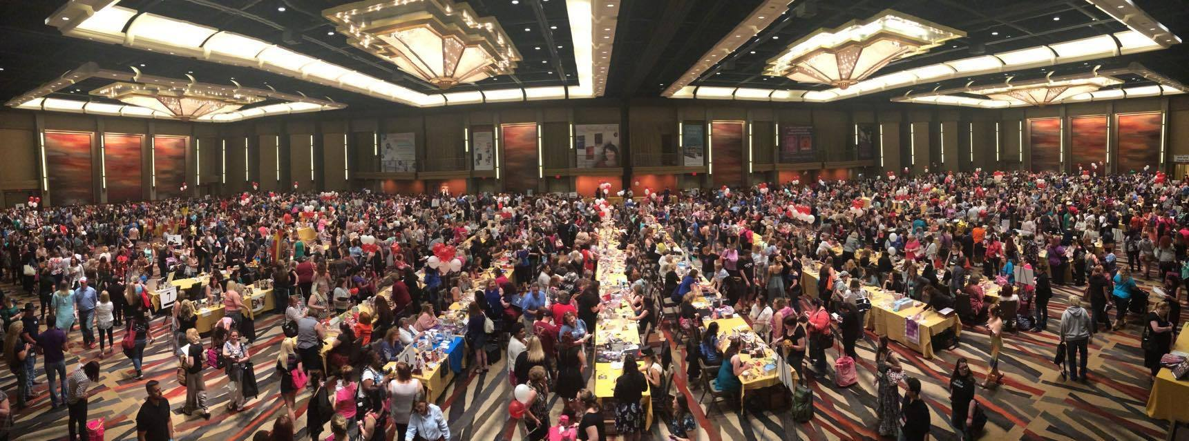 RT Con, RTCon 2015,RT15,books,conventions