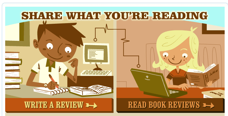 book reviews readers share