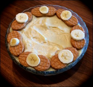 banana pudding nutter butter