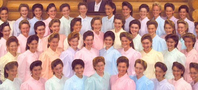 Warren Jeffs polygamy wives